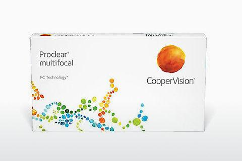 Contactlenzen Cooper Vision Proclear multifocal [N-Linse] PCM6N